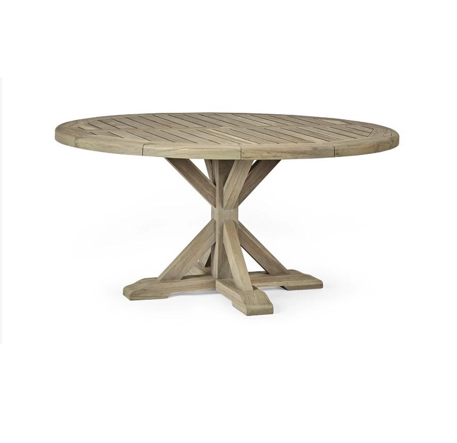 Neptune Harmondsworth 6 Seater Round Table