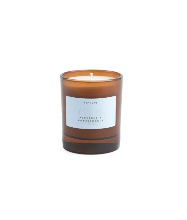Neptune Bluebell & Honeysuckle Candle