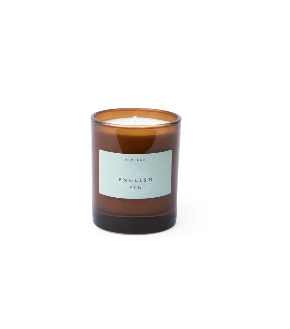 Neptune English Fig Candle