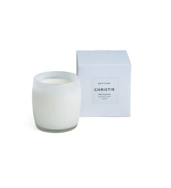 Neptune Christie Candle - Amber Scented