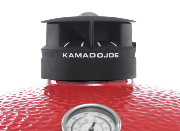 Kamado Joe - Big Joe III - Sharing the same uncompromising design and functionality of the Classic III, but delivering even more cooking surface.