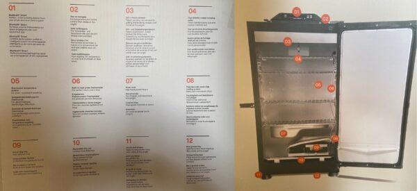 Masterbuilt bluetooth digital smoker specifications