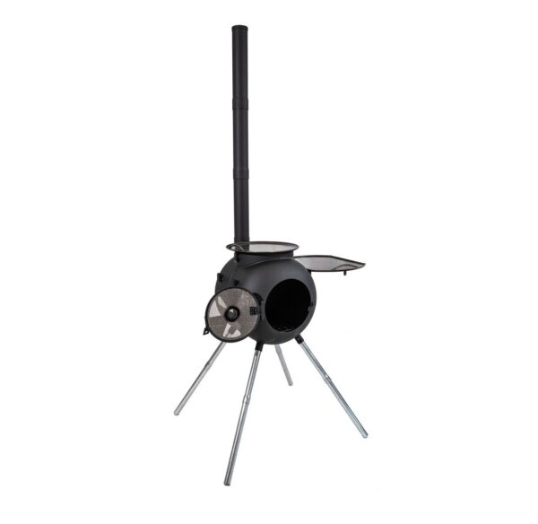 Ozpig Series 2 Outdoor Heater & BBQ