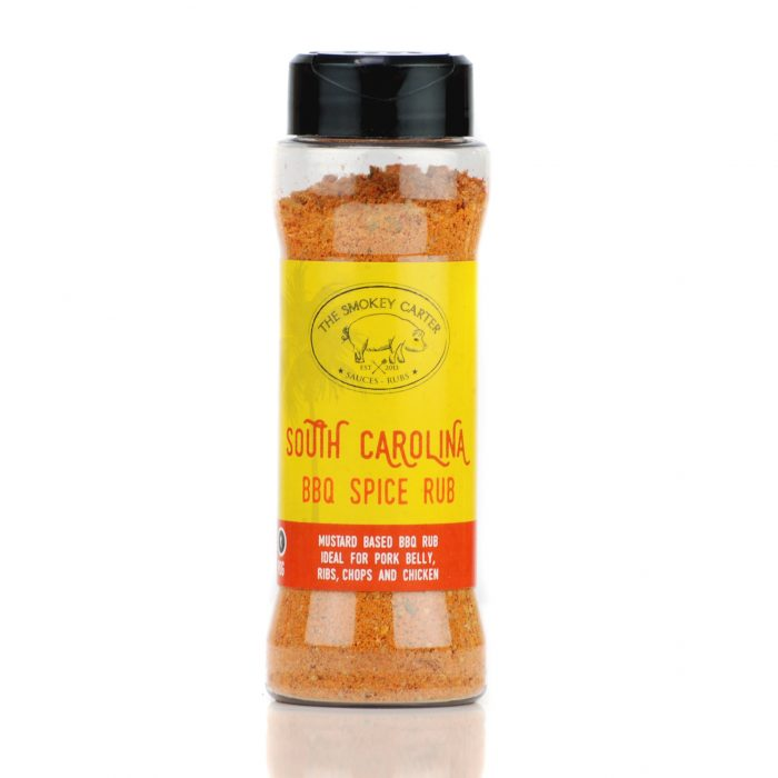South Carolina BBQ Spice Rub