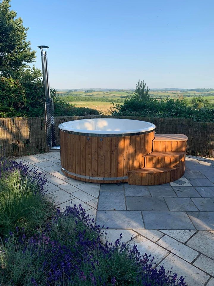 Costwold Wood Fired Eco Tub - The Winchcombe