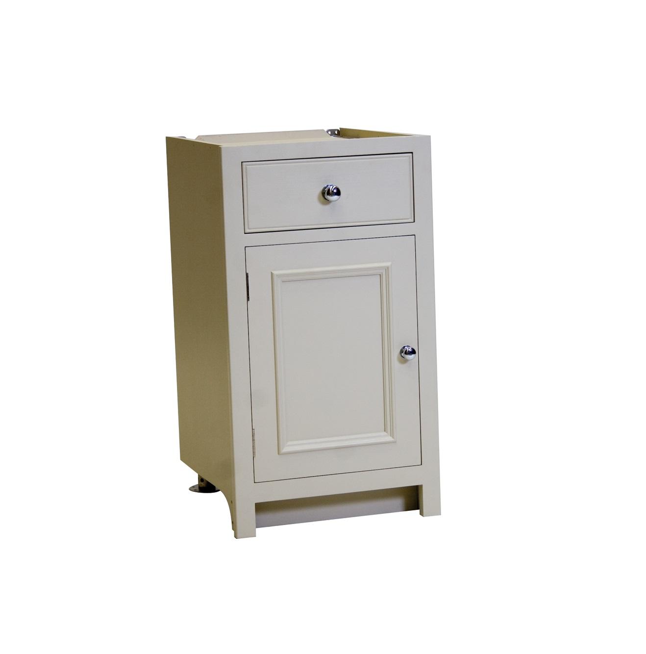 Neptune Chichester 500 1 Door 1 Drawer Base Cabinet- Left hinge