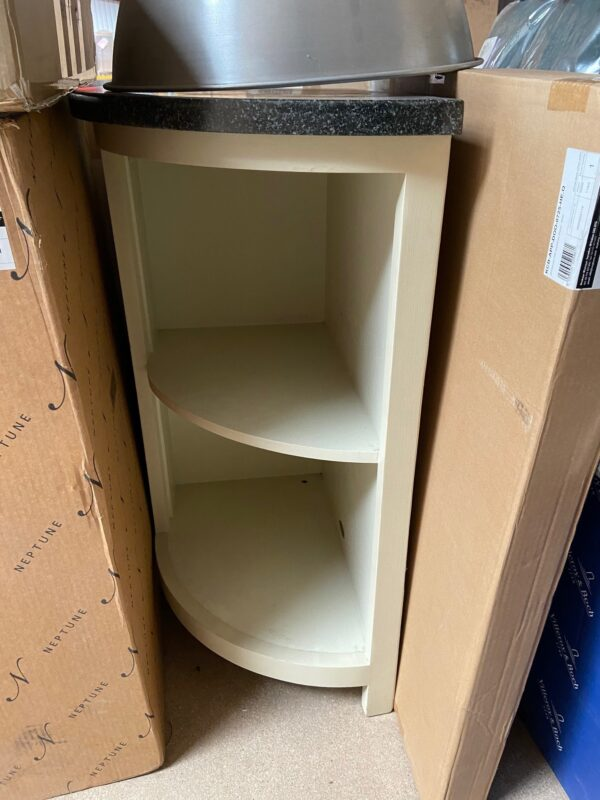 Neptune Chichester 346mm Curved Open Base Cabinet