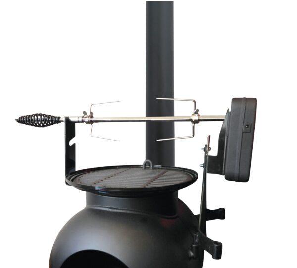 Ozpig Rotisserie Kit