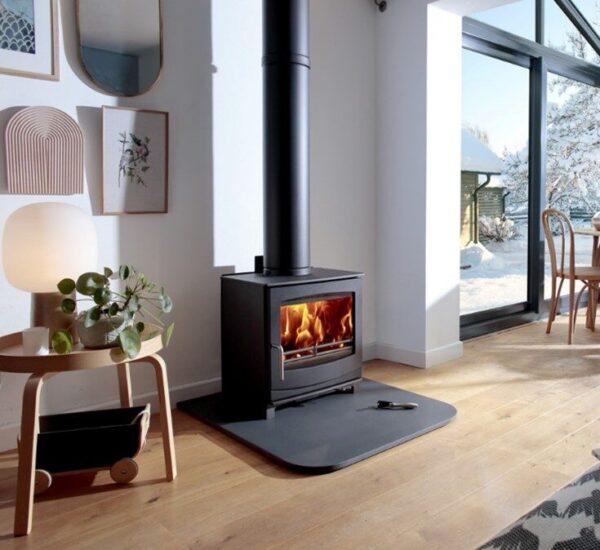 Woodwarm Fireview ECO 7kw