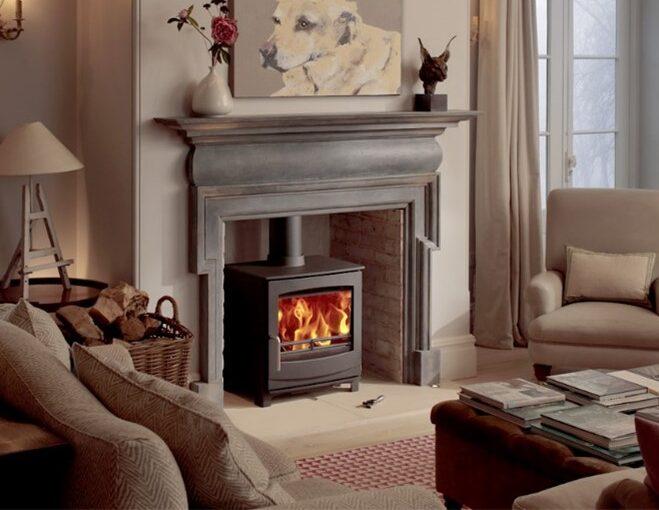 Woodwarm Fireview ECO 9kw