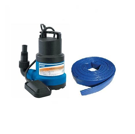 Novitek Submersible Water Pump with 10m Hose