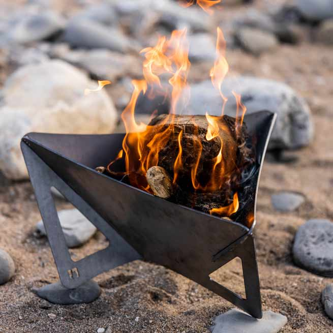 Small Delta Firepit
