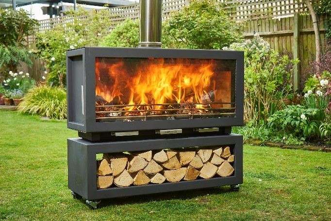 Chesney's Clean Burn XL Outdoor Stove