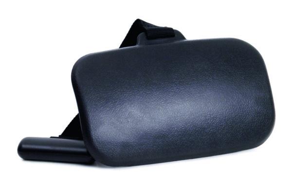 Tubhub SpaEscort Head Cushion - Black
