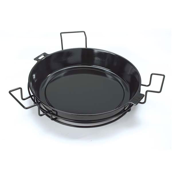 BROIL KING DIFFUSER KIT FOR KEG - BROIL KING DIFFUSER KIT FOR KEG The diffuser kit enhances indirect cooking performance by keeping the inside of the Keg moist. Use the diffuser kit cradle alone to elevate the main cooking grid to the rim of the Keg to easily grill burgers. Made from durable porcelain coated steel.