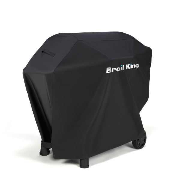 Crown Pellet 400 Grill Cover Angle
