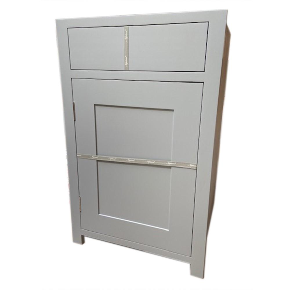 Neptune Suffolk 560mm 1 Door 1 Drawer LEFT HINGE Base Cabinet