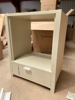 Neptune Suffolk 690mm Undercounter Oven Base Cabinet - Neptune Suffolk under counter base cabinet RRP £760 Stock Clearance-New In Box Pallet Delivery or collection only