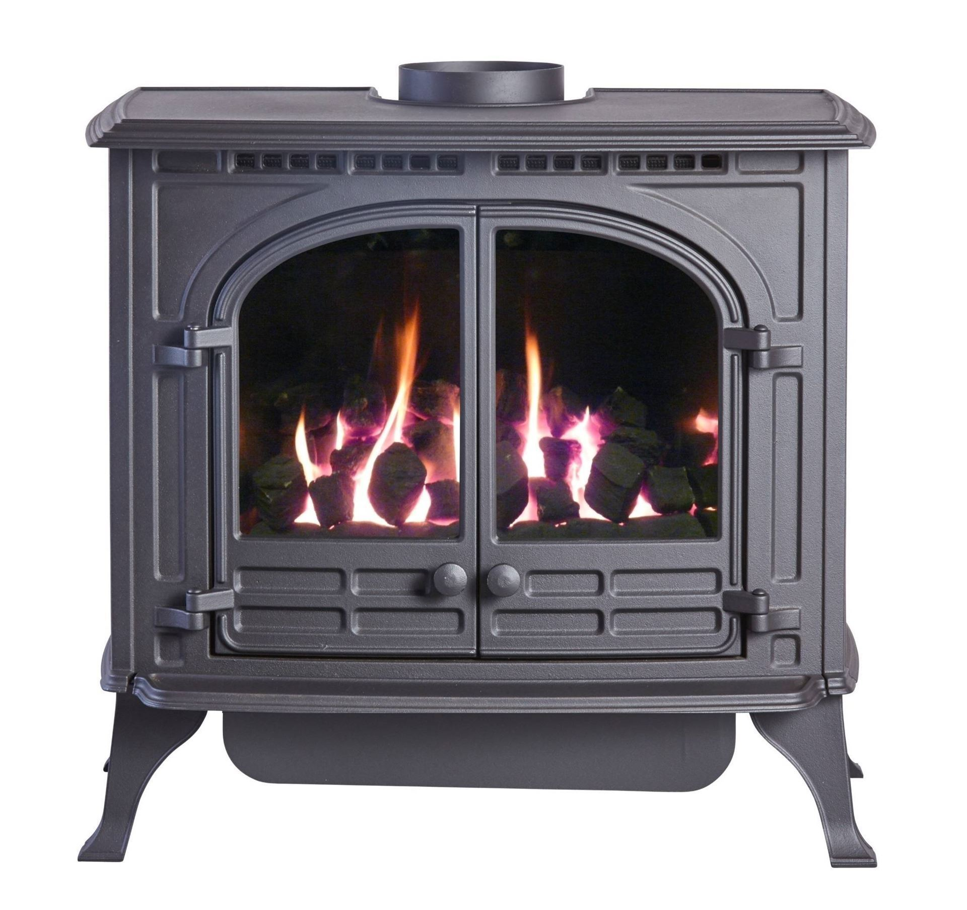 Hunter Select 6 Gas Stove - Ex-Display