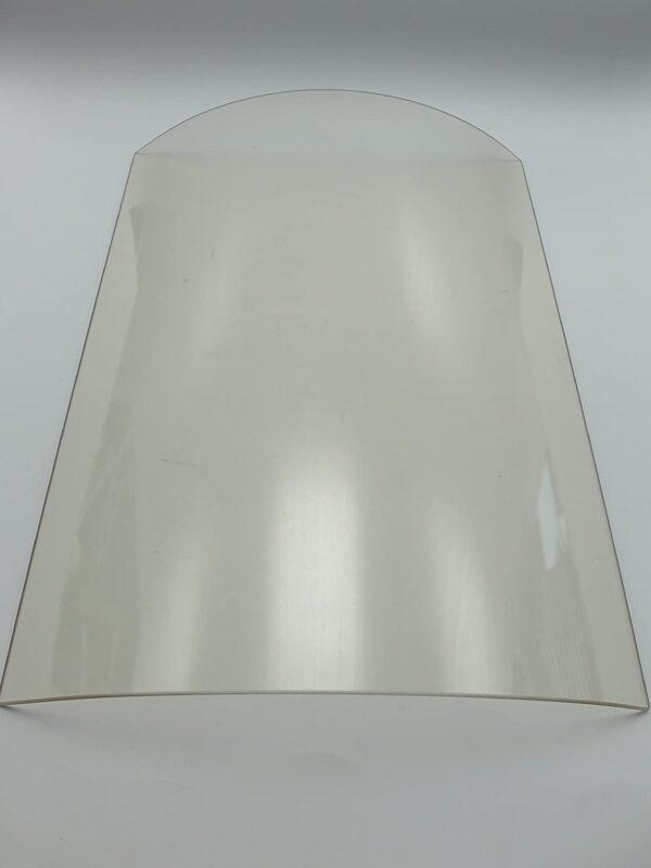 Contura 800 Series 'Style' Door Glass (for Cast Iron Door)