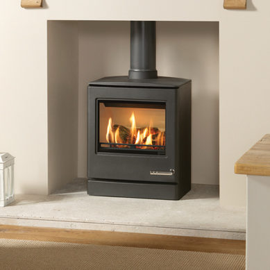 Yeoman CL5 Gas Stove, Conventional Flue, Natural Gas