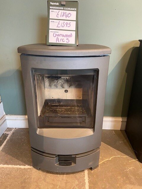 Charnwood Arc 5 on Store Stand in Gunmetal - Ex Working Display
