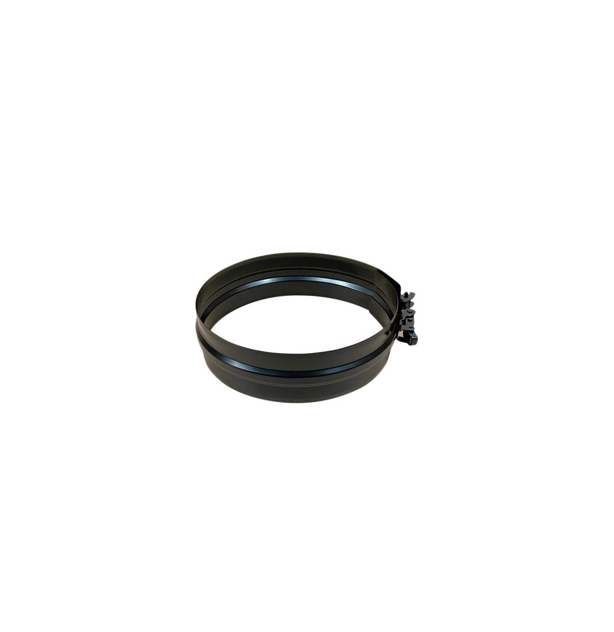 Structural Locking Band - Schiedel ICID Twin Wall - Black