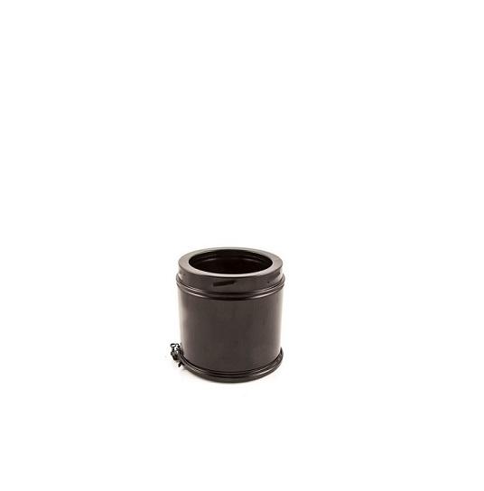 ICID Plus 150mm Pipe Black