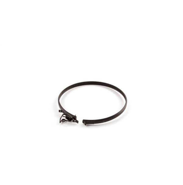 Locking Band - Schiedel ICID Twin Wall Flue - Black