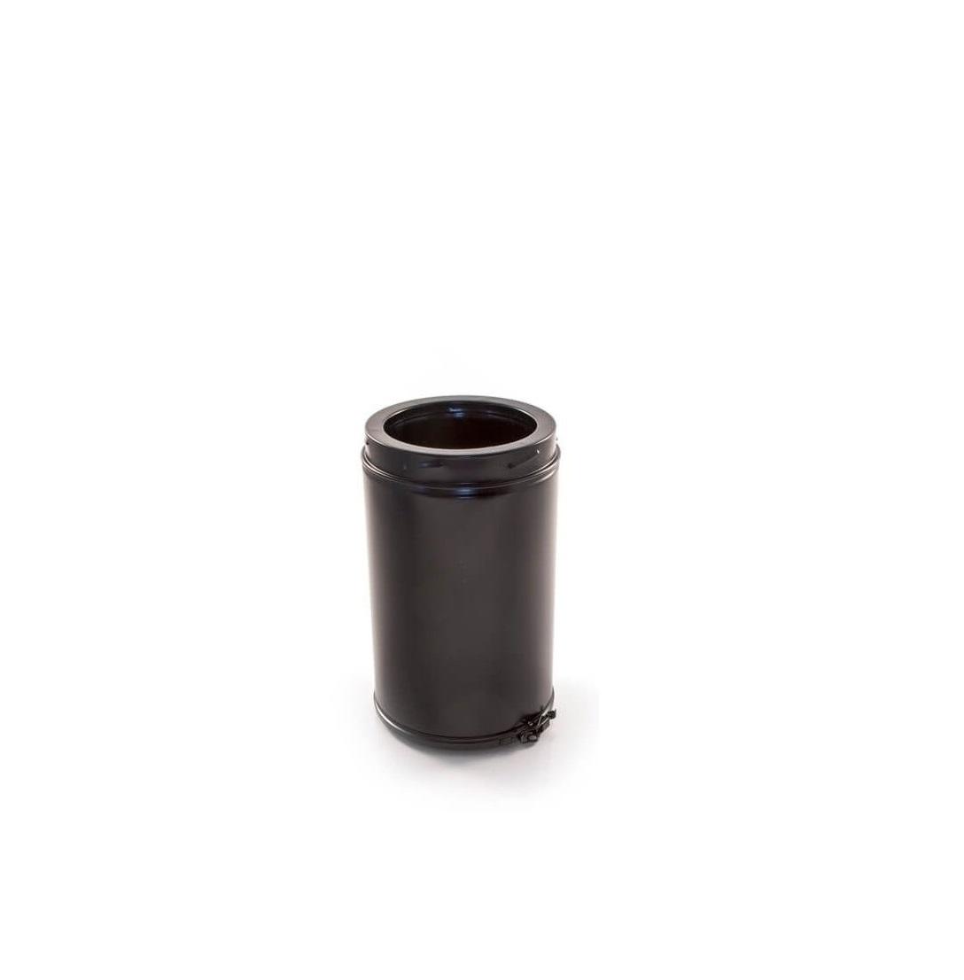 ICID Plus Pipe 30cm Black