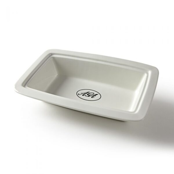 Portmeirion for AGA White Pie Dish