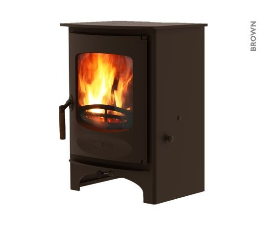 Charnwood C-Six BLU Wood Only in Brown
