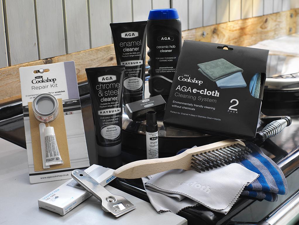 AGA Cleaning & Maintenance