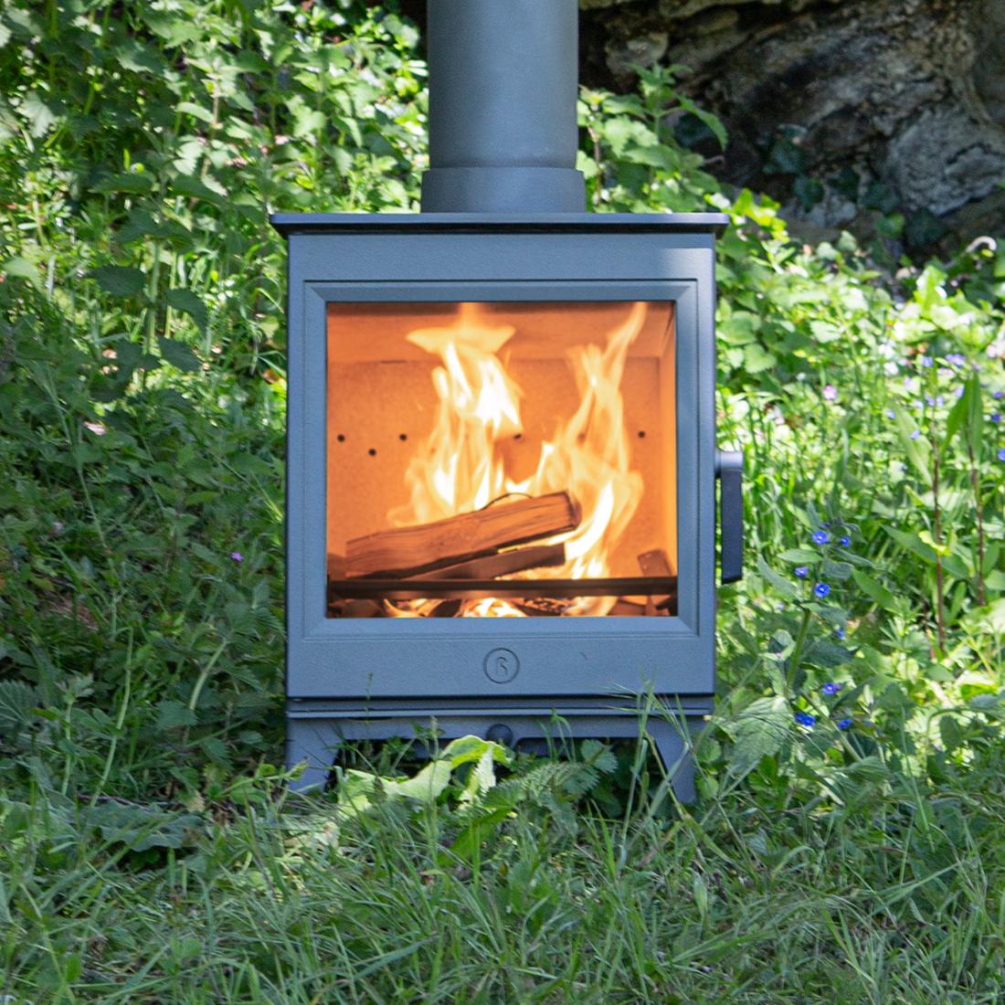 Charnwood Cranmore 5 Ecodesign Ready Woodburning Stove