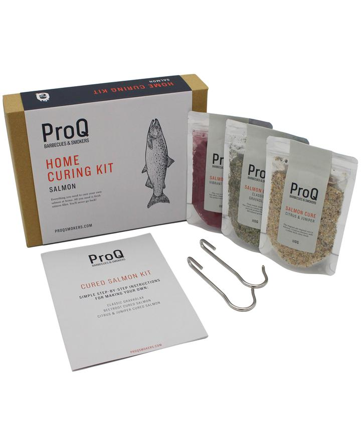ProQ Home Cured Salmon Kit