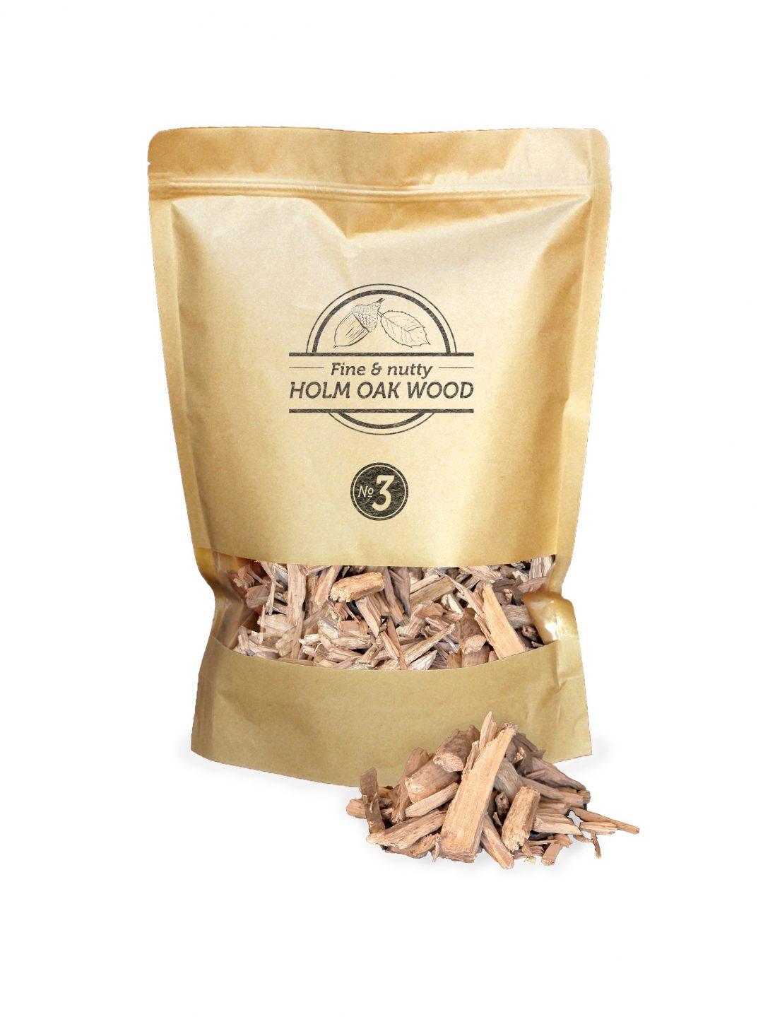 SOW holm oak chips